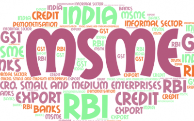 MSME and its role in India's Economy!