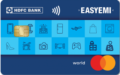 How does Credit Card EMI work?