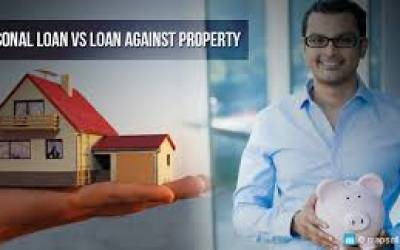 Personal Loan vs Loan against Property