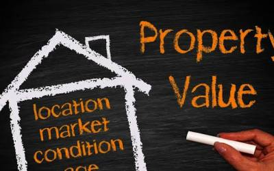 How is Property valued?