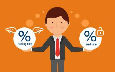 Understanding fixed and floating rate of Interest
