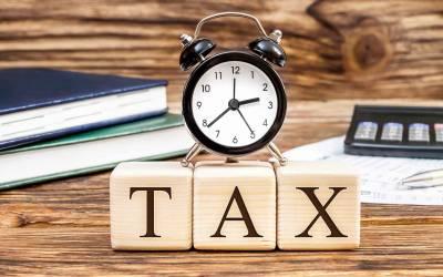 5 Income Tax Changes effective April 1st