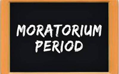 Impact of availing Moratorium on your loans.