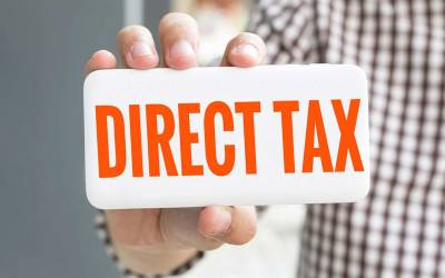 Direct taxes in India